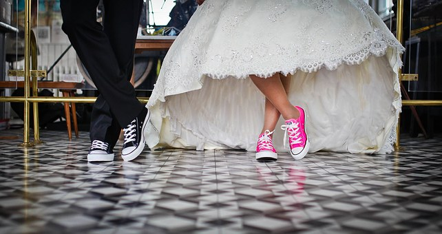 betta på bröllop